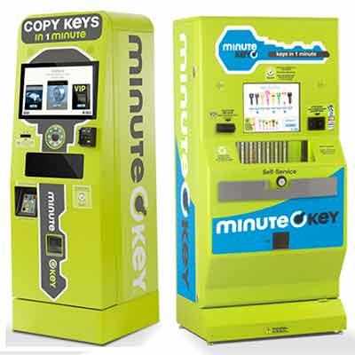 free key made at minutekey kiosks - FREE Key Made at minuteKEY Kiosks
