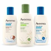 free aveeno daily moisturizing body wash 180x180 - Free Aveeno Daily Moisturizing Body Wash