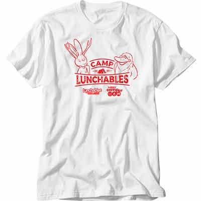 free camp lunchables t shirts - Free Camp Lunchables T-Shirts