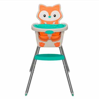 free grow with me 4 in 1 convertible high chair - FREE Grow-With-Me 4-in-1 Convertible High Chair