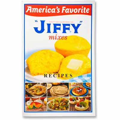 free jiffy mix recipe book 2 - FREE Jiffy Mix Recipe Book