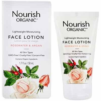 free nourish organic face lotion - FREE Nourish Organic Face Lotion