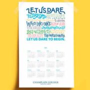 free 2021 champlain college calendar poster 180x180 - FREE 2021 Champlain College Calendar Poster