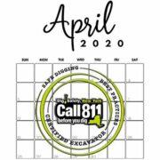 free 2021 wall calendar 180x180 - Free 2021 Wall Calendar