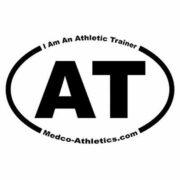 free athletic trainer bumper sticker 180x180 - Free Athletic Trainer Bumper Sticker