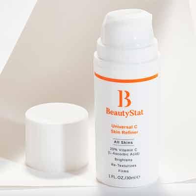 free beautystat spf 45 vitamin c serum - FREE BeautyStat SPF 45 Vitamin C Serum