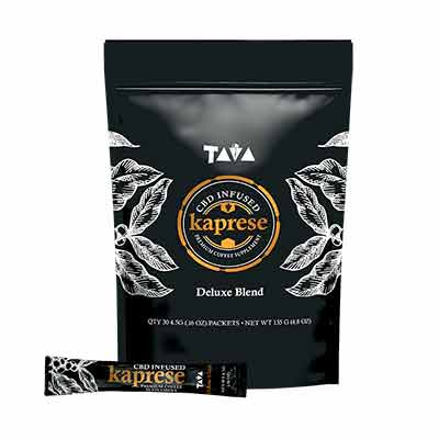 free kaprese cbd coffee or vacia detox tea - FREE Kaprese CBD Coffee or Vacia Detox Tea