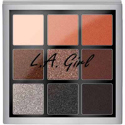 free l a girl keep it playful 9 color eyeshadow palette - FREE L.A. Girl Keep It Playful 9 Color Eyeshadow Palette