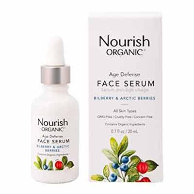 free organic face serum by nourish organic - FREE Organic Face Serum by Nourish Organic