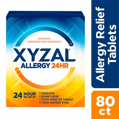 free xyzal allergy 24hr sample - FREE Xyzal Allergy 24HR Sample