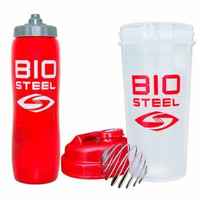 free biosteel water bottle or shaker cup - FREE BioSteel Water Bottle or Shaker Cup