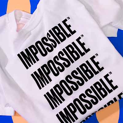 free impossible foods t shirt and socks - FREE Impossible Foods T-Shirt and Socks