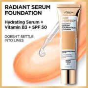 free loreal paris radiant serum foundation 180x180 - Free Loreal Paris Radiant Serum Foundation