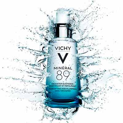 free vichy mineral 89 hyaluronic acid gel face moisturizer - FREE Vichy Minéral 89 Hyaluronic Acid Gel Face Moisturizer