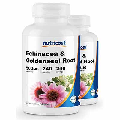 free bottle of nutricost goldenseal root - Free Bottle of Nutricost Goldenseal Root