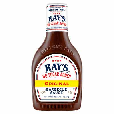 free bottle of sweet baby rays bbq sauce - FREE Bottle Of Sweet Baby Ray's BBQ Sauce