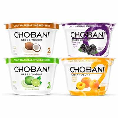 free chobani coconut yogurt cup - Free Chobani Coconut Yogurt Cup
