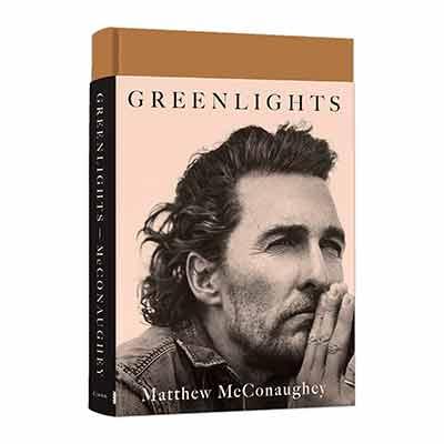 free copy of matthew mcconaugheys greenlights - FREE Copy of Matthew McConaughey's Greenlights