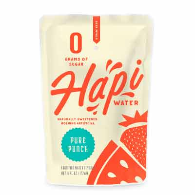 free hapi water pure punch - FREE Hapi Water Pure Punch