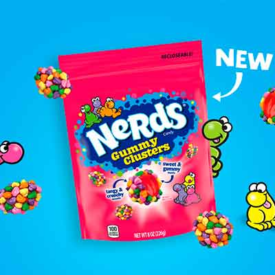 free nerds gummy clusters sample - FREE Nerds Gummy Clusters Sample
