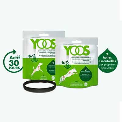 free yoos essential oil dog collar - FREE YOOS Essential Oil Dog Collar