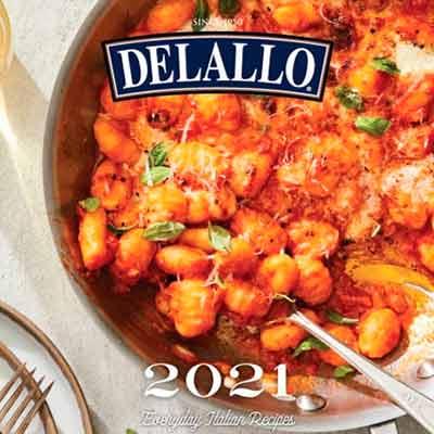 free 2021 delallo recipe calendar - FREE 2021 DeLallo Recipe Calendar