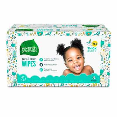 free seventh generation free clear baby wipes - FREE Seventh Generation Free & Clear Baby Wipes