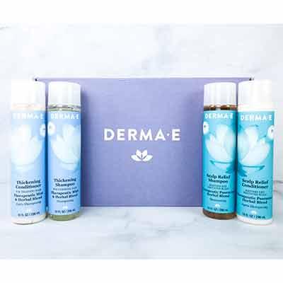 free derma e thickening shampoo conditioner sample - FREE Derma E Thickening Shampoo & Conditioner Sample