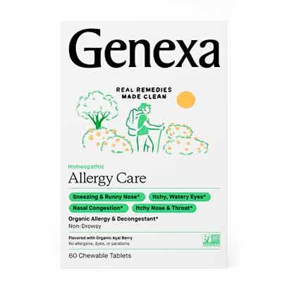 free genexa allergy care - Free Genexa Allergy Care