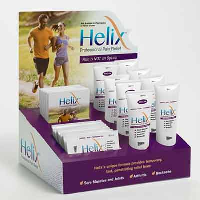 free helix professional pain relief sample - FREE Helix Professional Pain Relief Sample