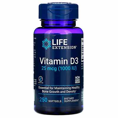 free life extension vitamin d3 bottle - FREE Life Extension Vitamin D3 Bottle
