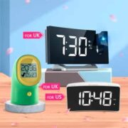 free digital alarm clock 180x180 - Free Digital Alarm Clock