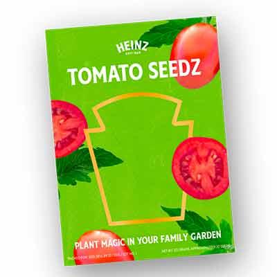 free heinz tomato seedz pack - FREE HEINZ Tomato Seedz Pack