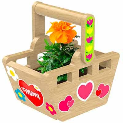 free basket planter kit at lowes - FREE Basket Planter Kit at Lowe's