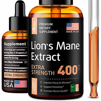 free bottle of lions mane extract - Free bottle of Lion`s Mane Extract