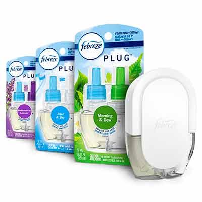 free febreze plug in air freshener - FREE Febreze Plug-In Air Freshener