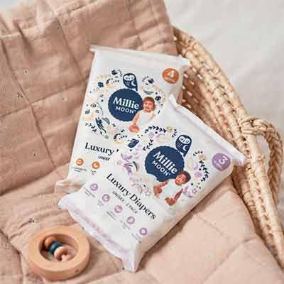 free millie moon luxury diaper sensitive wipes samples - FREE Millie Moon Luxury Diaper & Sensitive Wipes Samples