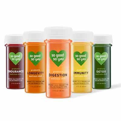free so good so you probiotic shot - FREE So Good So You Probiotic Shot