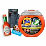 free tide hygienic clean power pods tabasco sauce 180x180 - FREE Tide Hygienic Clean Power Pods & Tabasco Sauce