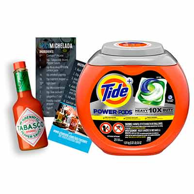 free tide hygienic clean power pods tabasco sauce - FREE Tide Hygienic Clean Power Pods & Tabasco Sauce