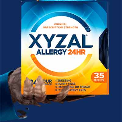 free xyzal allergy 24hr allergy relief sample - FREE Xyzal Allergy 24HR Allergy Relief Sample