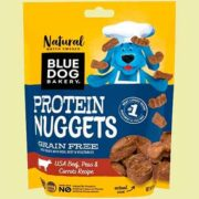 free blue dog bakery protein nuggets beef 180x180 - FREE Blue Dog Bakery Protein Nuggets Beef