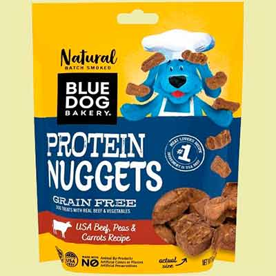 free blue dog bakery protein nuggets beef - FREE Blue Dog Bakery Protein Nuggets Beef