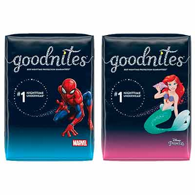 free goodnites bedtime pants sample - Free Goodnites Bedtime Pants Sample