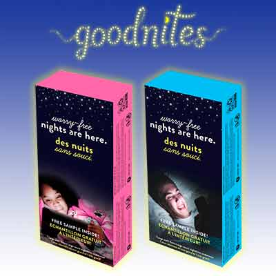 free goodnites nighttime underwear sample - FREE Goodnites Nighttime Underwear Sample