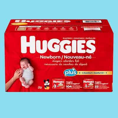 free huggies welcome baby kits - FREE Huggies Welcome Baby Kits