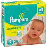 free pampers swaddlers sample 180x180 - Free Pampers Swaddlers Sample