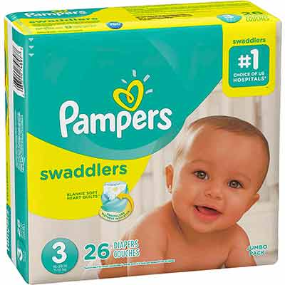 free pampers swaddlers sample - Free Pampers Swaddlers Sample