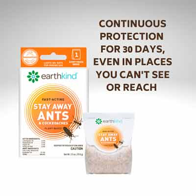 free ant cockroach deterrent from earthkind - FREE Ant & Cockroach Deterrent from EarthKind