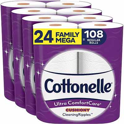 free cottonelle bathroom tissue products 1 - FREE Cottonelle Bathroom Tissue Products